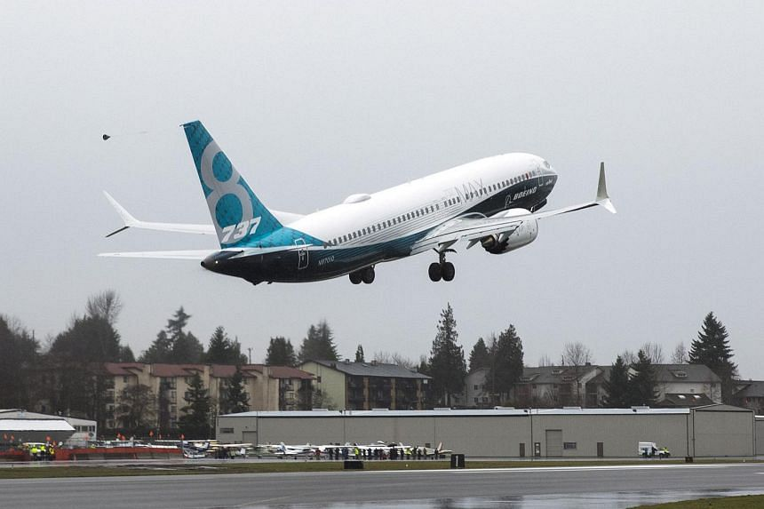 In the Easa document, the regulator said simulations showed the electric thumb switches could not keep the 737 Max properly trimmed under certain conditions. The trim system adjusts the angle of the nose.