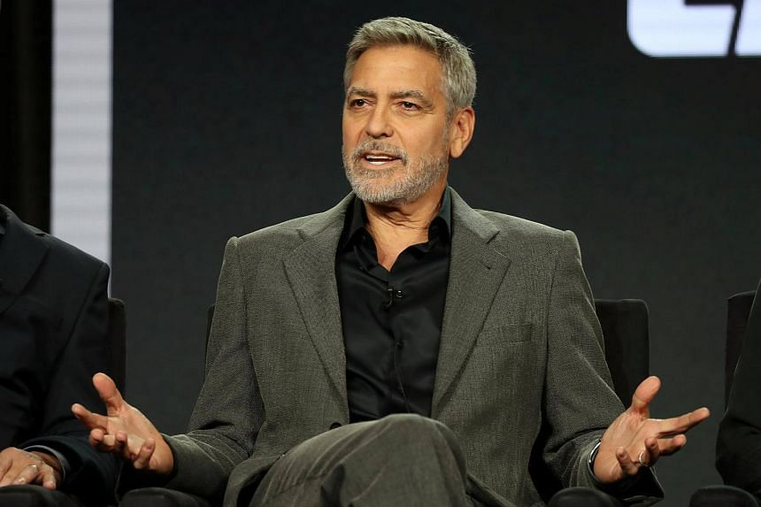 George Clooney listed the names of nine five-star hotels in England, France, Italy and California, all owned by Sultan Hassanal Bolkiah's Brunei Investment Agency, in a column published on Deadline.com.