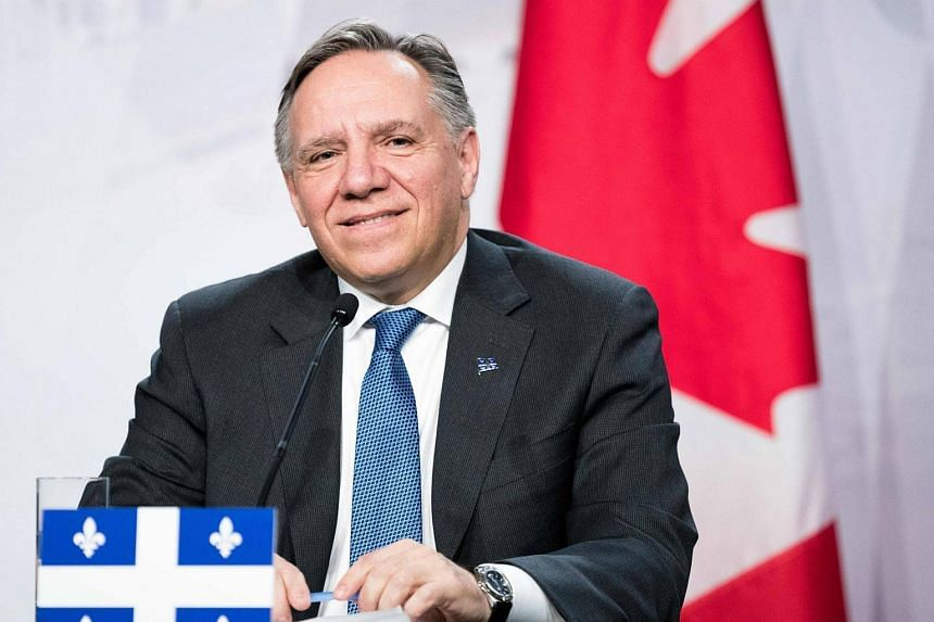 Canada's Quebec gov't tables law banning public workers from wearing religious symbols