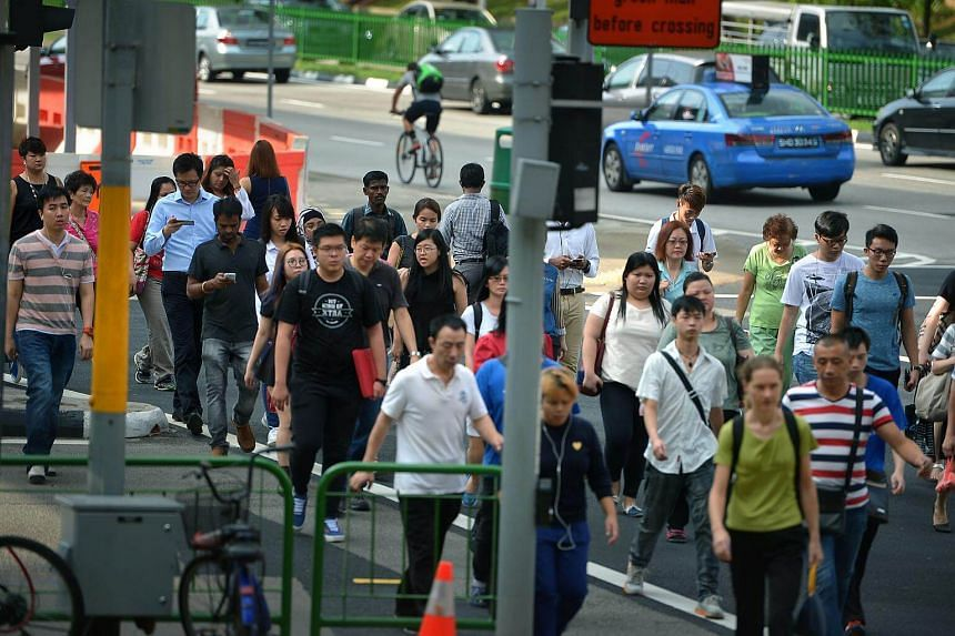 Singaporeans feel that having different religious views is no barrier to getting along when living in close proximity.