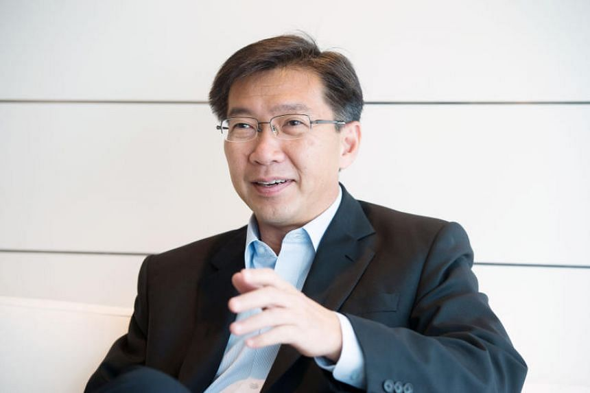 Mr Tan Chong Meng (above) takes over on April 1, 2019, as chairman of JTC Corporation from Dr Loo Choon Yong, whose term of office ends on March 31, 2019.