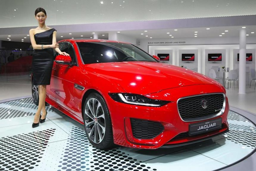 British carmaker Jaguar Land Rover is introducing the Jaguar New XE for the first time in Asia.