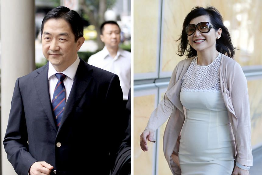John Soh Chee Wen and Quah Su-Ling are accused of manipulating 189 trading accounts of 60 individuals and firms to create a false market for three penny stocks.