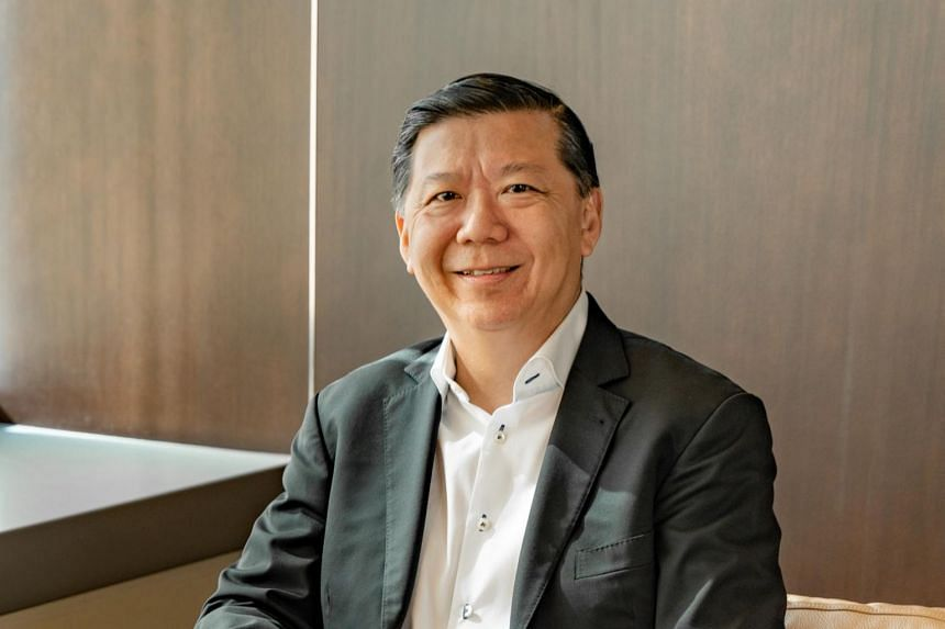 Rajah & Tann Singapore deputy managing partner Patrick Ang will prioritise training and mentoring young partners in their 40s to allow them to take on leadership roles in the company.