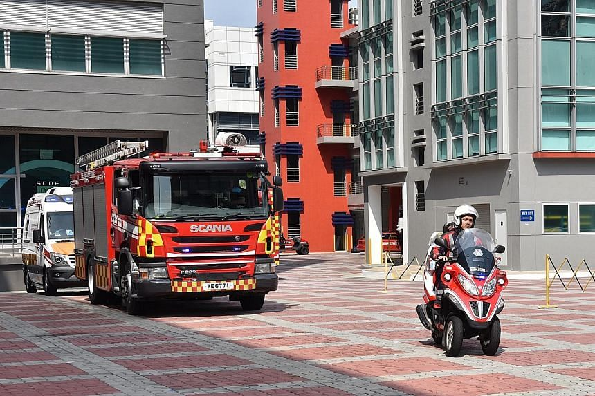 The current four responders deployed to out-of-hospital cardiac arrests will be increased to eight - in ambulances, fire bikes, Red Rhino vehicles, fire engines or other fire medical vehicles.