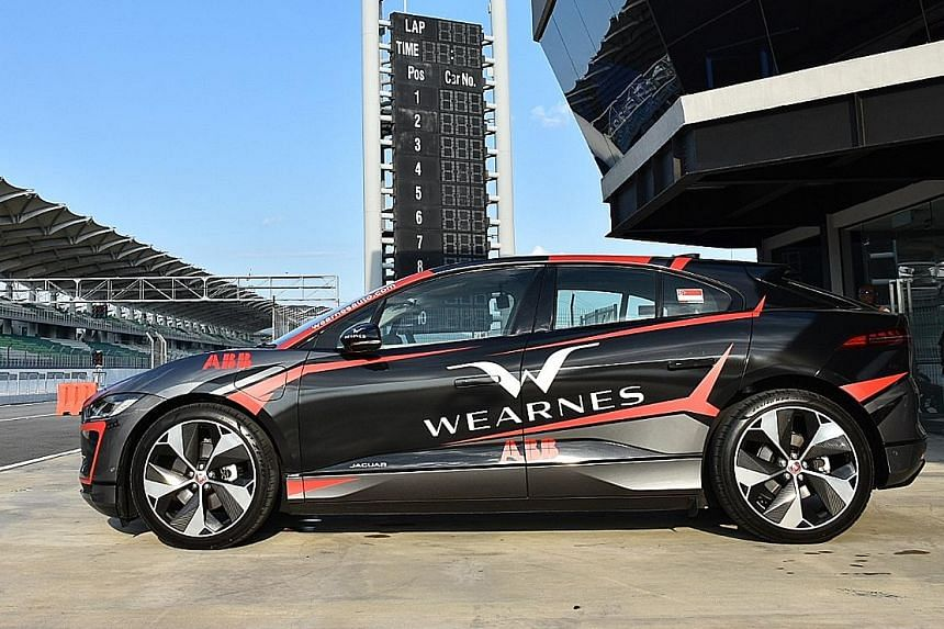 Driving the Jaguar I-Pace at Sepang showed what electric cars are capable of.