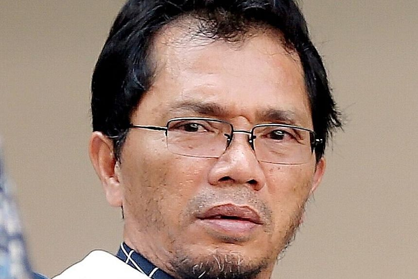 Mohd Taufik Abu Bakar, 56, was released from prison following his acquittal on appeal.