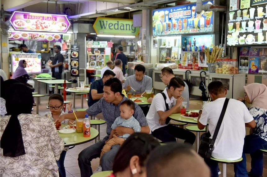 Hawker centres demonstrate the nation's commitment to a public space that is shared and celebrated by all.