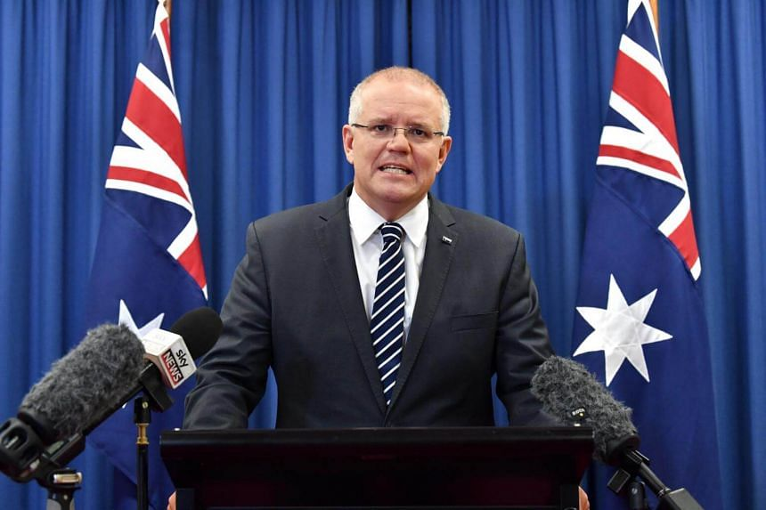 Australia's Prime Minister Scott Morrison said that Australia has created a task force between government and social media companies to tackle the issue.