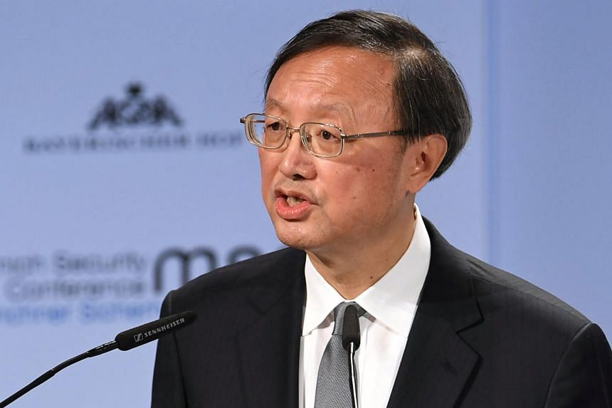 Speaking to the ruling Communist Party's official People's Daily, Yang Jiechi, who runs the party's foreign affairs committee, said he had noted that some in the international community believed this was a geopolitical tool and would only bring debt