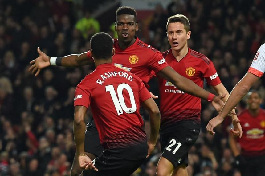 """While on international duty, Paul Pogba said it would be a """"dream"""" to play for Zinedine Zidane's Real Madrid, while Marcus Rashford has been linked with a move to Barcelona in the British media."""
