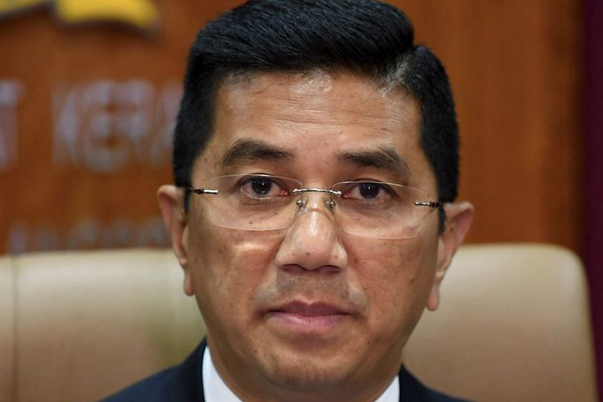 Malaysia's Economic Affairs Minister Azmin Ali sent out a tweet on March 24, 2019, that was seen as attacking MP Nurul Izzah Anwar.