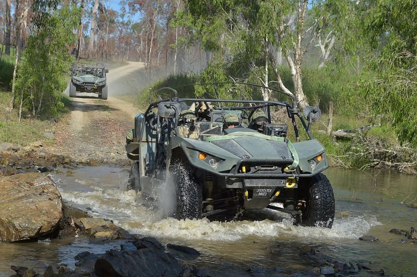 Currently, up to 6,600 Singaporean troops conduct training in Australia each year for up to six weeks. Under the deal, this will gradually increase to up to 14,000 troops who will be allowed to train for two periods of nine weeks each.