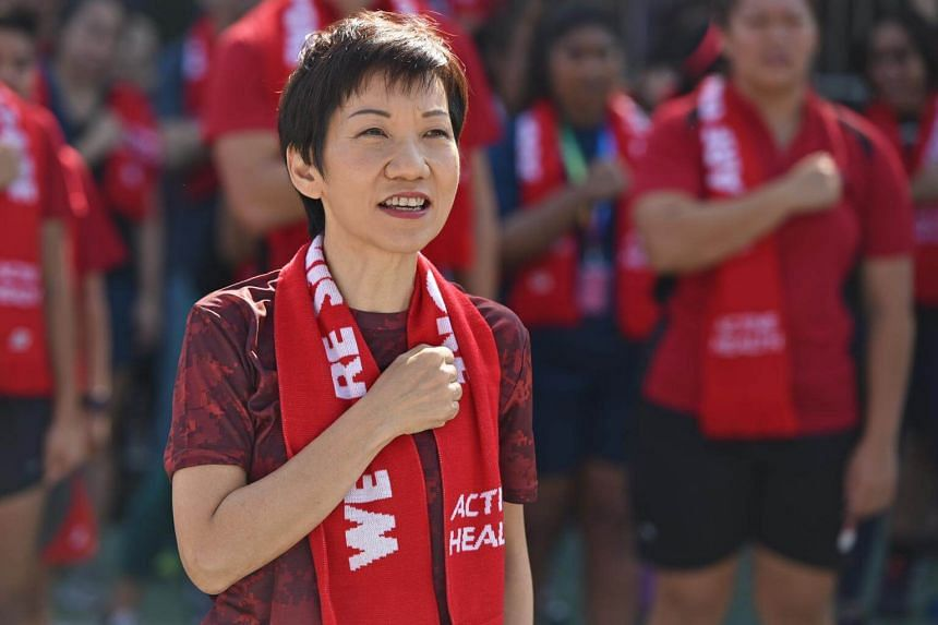 Minister for Culture, Community and Youth Grace Fu said each IPC will get up to $400,000 of the fund, subject to the utilisation of the fund and other eligibility conditions.