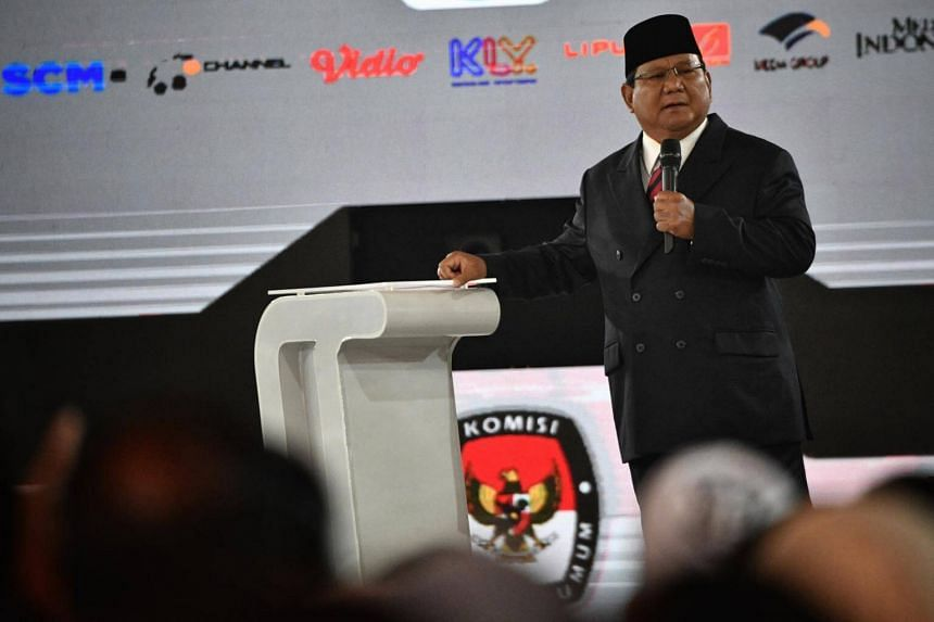 Indonesian presidential candidate Prabowo Subianto reiterated his stance by saying that altering Pancasila had never crossed his mind.