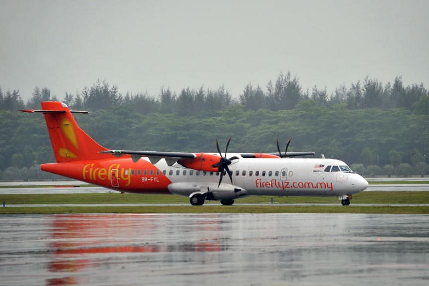 Firefly suspended all flights to Singapore from Dec 1, 2018, the day it was supposed to move its operations from Changi Airport to Seletar.