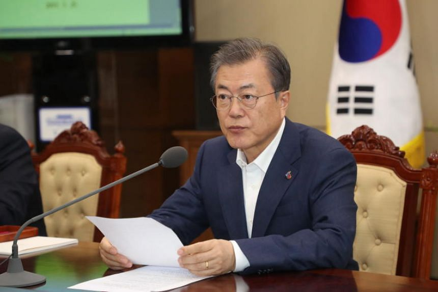 South Korean President Moon Jae-in is about to enter the third year of his single five-year term and launched a major reshuffle of his government with the nomination of seven top Cabinet members as he tries to revive his flagging popularity.