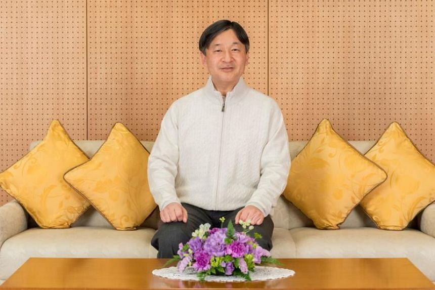 Crown Prince Naruhito ascends the throne to become Japan's 126th Emperor on May 1, 2019.