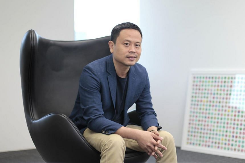 """Mr Eric Lew says Y Ventures is riding on two dominant mega trends – e-commerce and data analytics. """"We have enjoyed success in the e-commerce market over the years, as evidenced by our growing sales, and due to our data analytic capabilities."""""""