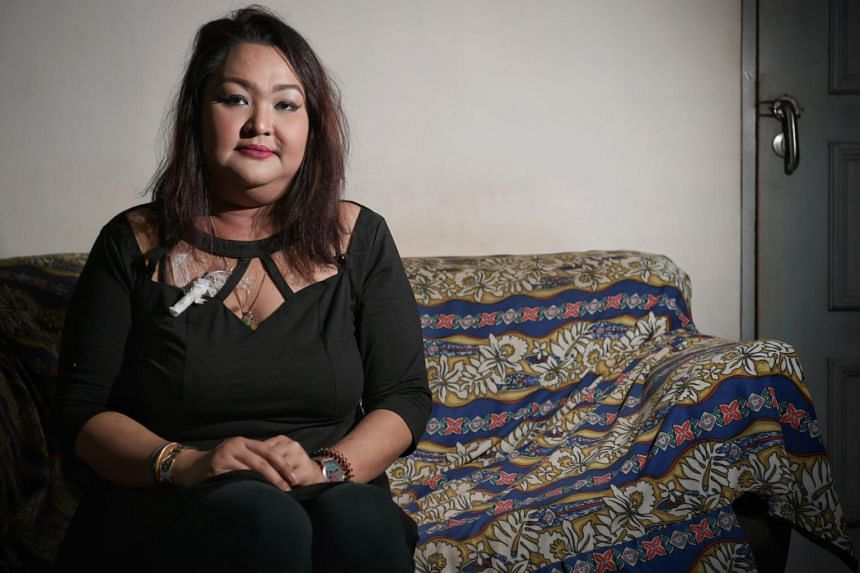 Ms Noor Azlin Abdul Rahman was 39 years old and suffering from fourth stage lung cancer.