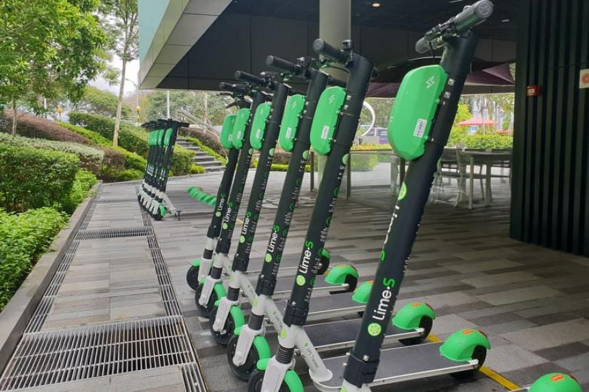 Lime is one of the 13 companies vying for a sandbox licence to run personal mobility device (PMD) sharing services in public spaces here.