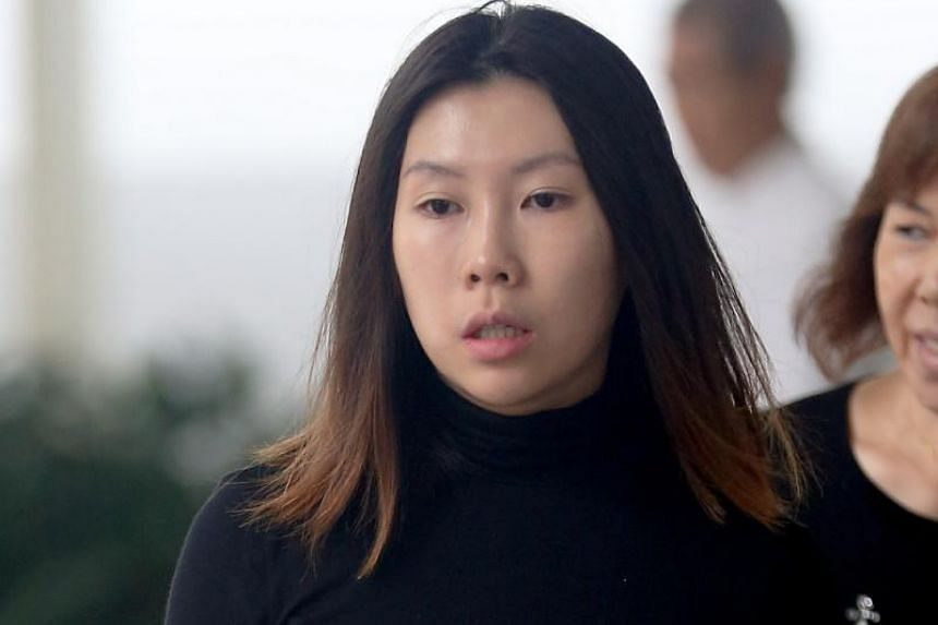 Ng Wei Ling, who was working at United Overseas Bank (UOB), used the money to pay for items including her transportation and dining expenses.