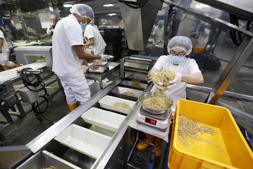 The new Singapore Food Agency will address all food-related issues, from food production to food hygiene.