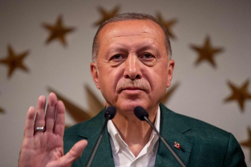 Turkish President Recep Tayyip Erdogan's first setback at the polls in years shows his ruling AK Party and its nationalist partner are paying the price after the economy dipped into its first recession since the global financial crisis.