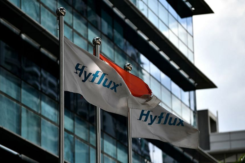 """Hyflux said that it disagrees with """"belated allegations"""" by the investor on several points."""