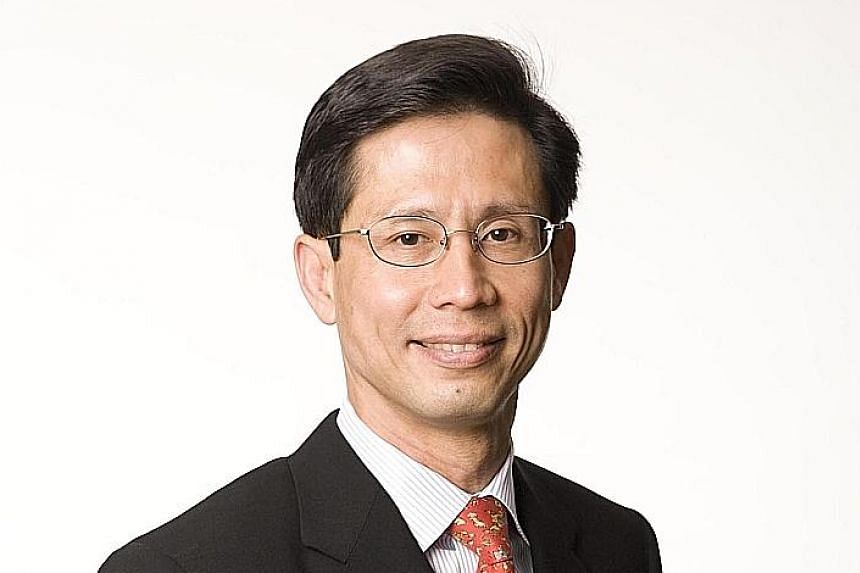 Mr Tay Lim Hock (above) was named GIC's new chief operating officer, taking over from Mr Goh Kok Huat, who is retiring after a decade with the fund.