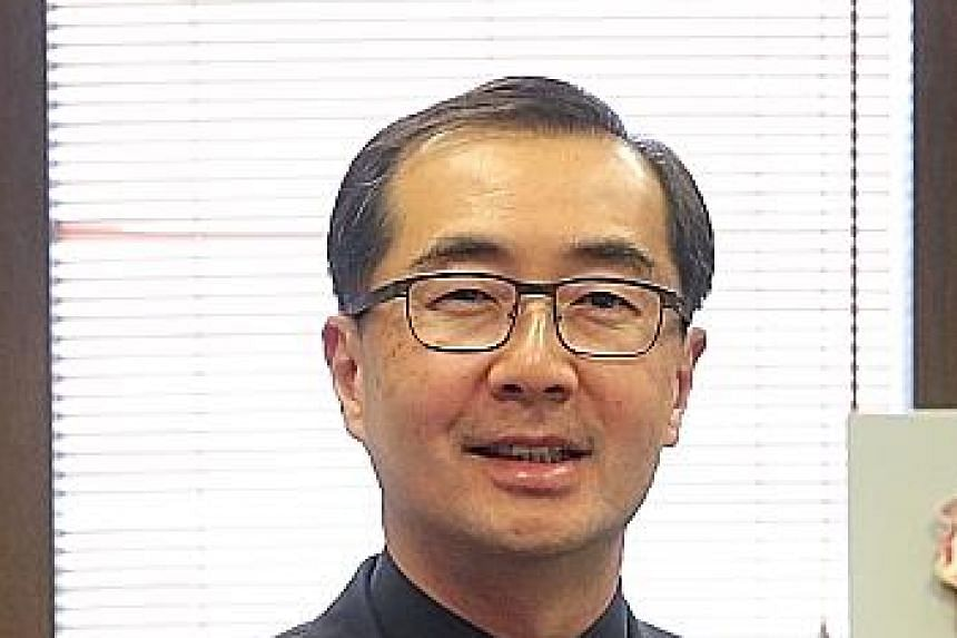 Dr Heah Sieu Min, CEO of HC Surgical Specialists, which aims to cut the number of colorectal cancer cases.
