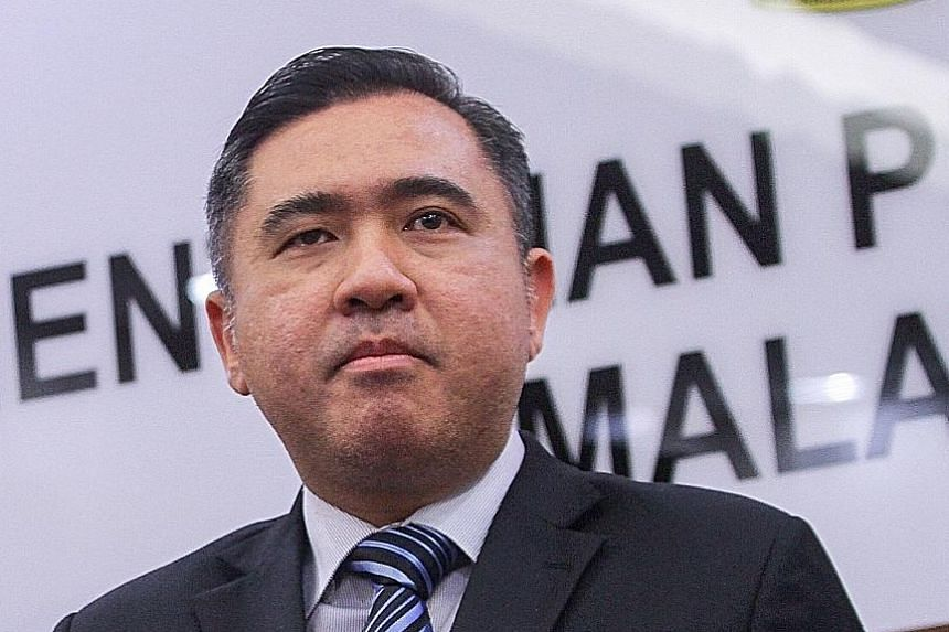 Malaysian Transport Minister Anthony Loke said his country is asking for more time from Singapore to study other options in the project.