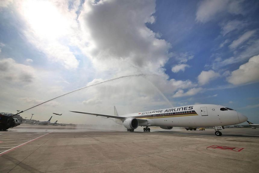 In 2018, SIA became the first airline in the world to fly the Boeing 787-10 aircraft as part of its fleet.