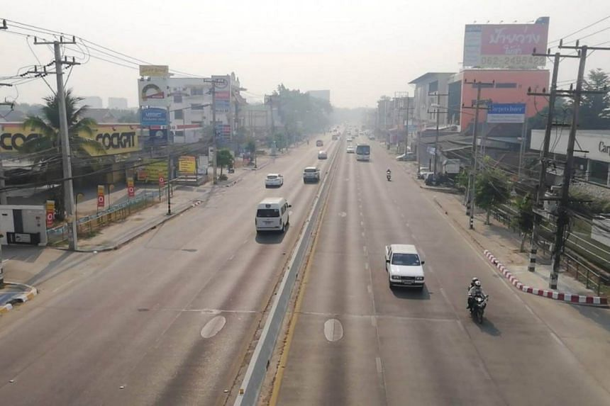 Air pollution in Chiang Mai reached critical levels last month, largely because of large-scale forest fires and open burning - both locally and from Laos and and Myanmar.