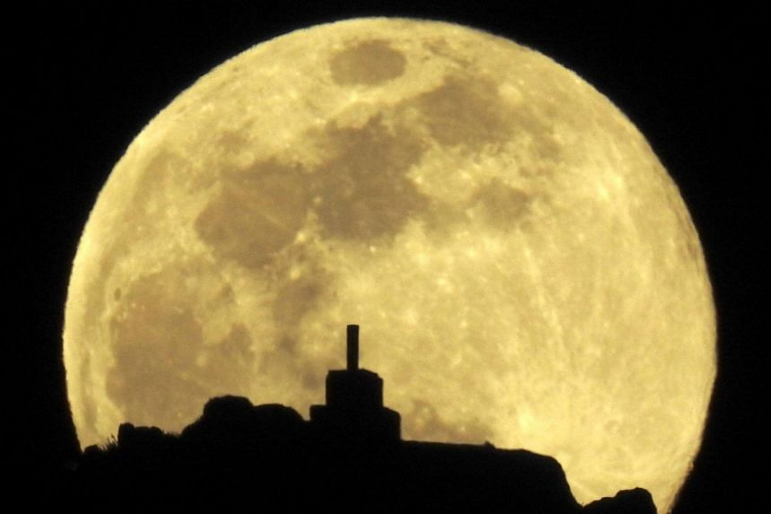 Moon water could be a potential source of rocket fuel to enable manned missions to Mars in the long term.