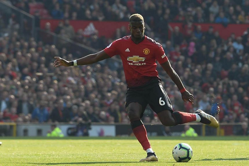 aa847e646 Football  Paul Pogba wants to stay at Man United
