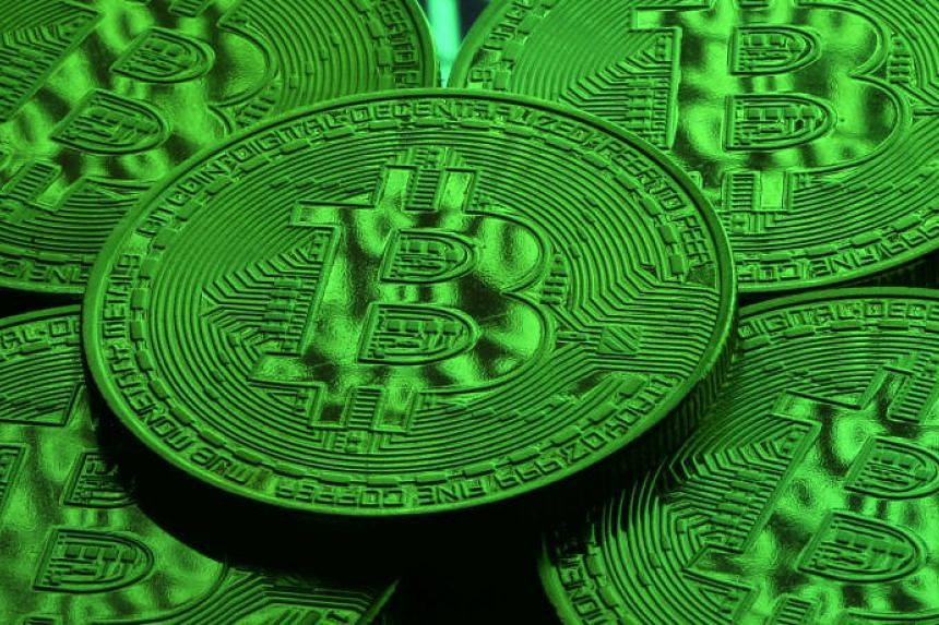 On the Luxembourg-based Bitstamp exchange, Bitcoin rose as much as 20 per cent in Asian trading to briefly touch the US$5,000 mark before settling at US$4,730.