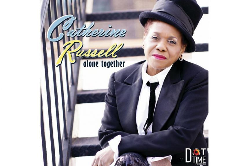 Catherine Russell came to solo recording late after a thriving career as a backup singer, including performing with the late David Bowie.