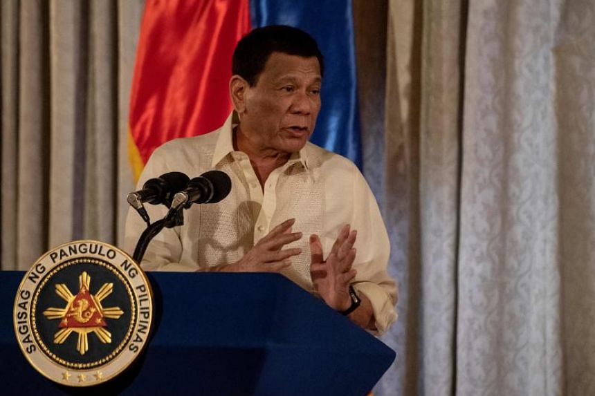 The ace up Philippine President Rodrigo Duterte's sleeve is that some of the world's busiest sea lanes cross the South China Sea.