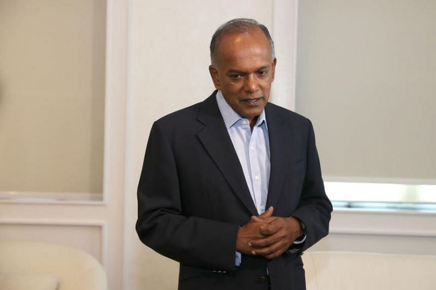 Law and Home Affairs Minister K. Shanmugam noted that the draft law targeting online falsehoods covers only false statements of fact, and does not cover criticism, opinions, satire and parody.