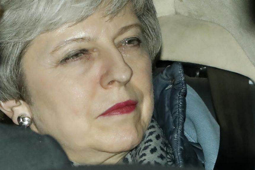 British Prime Minister Theresa May is expected to try to put her deal to a fourth vote this week.