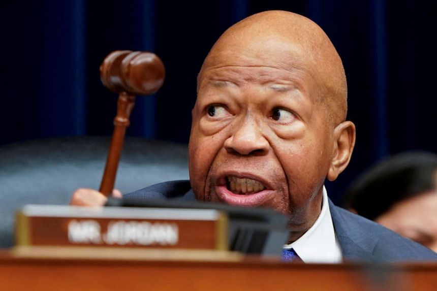 "House Oversight Committee Chairman Elijah Cummings said that a White House security official detailed to his panel ""grave breaches of national security at the highest levels of the Trump Administration""."