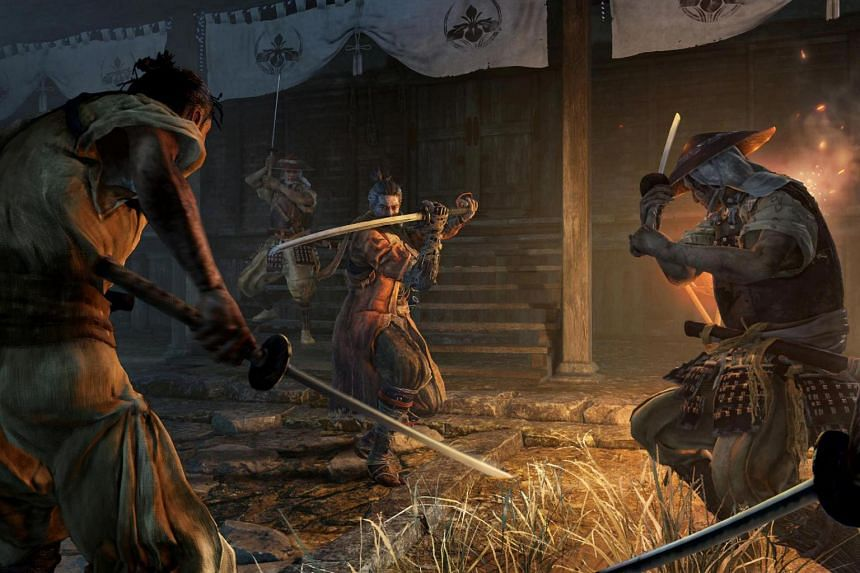 Sekiro: Shadows Die Twice introduces a new posture system whereby players fill up an enemy's posture gauge by deflecting attacks.