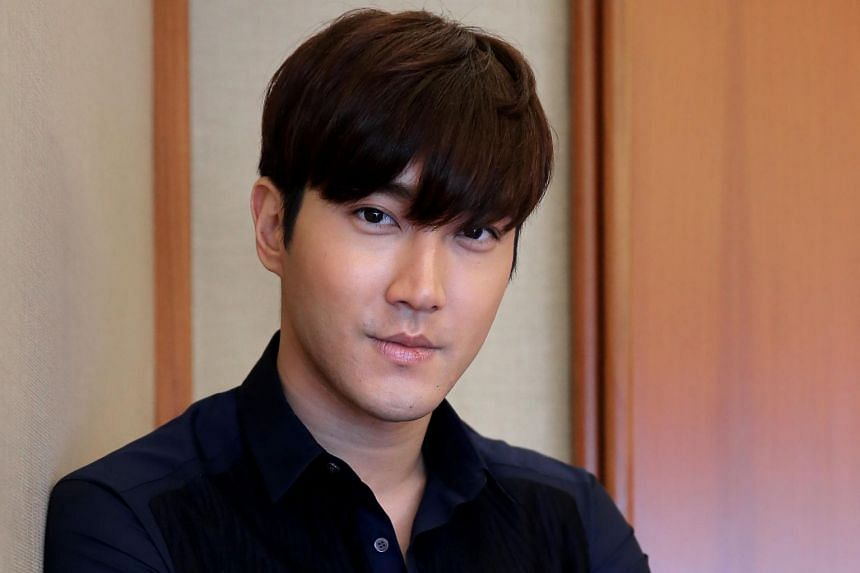 Super Junior member Choi Siwon and his father apologised to the woman's family, who lived in the same apartment complex as the Chois.