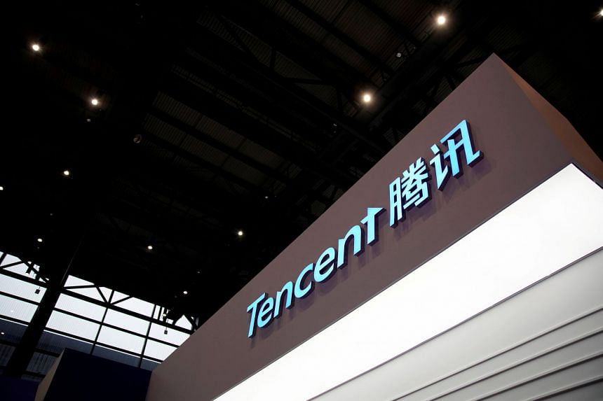Tencent Holdings is planning to raise around US$5 billion (S$6.78 billion) through a dollar bond sale on April 3, according to people familiar with the matter.