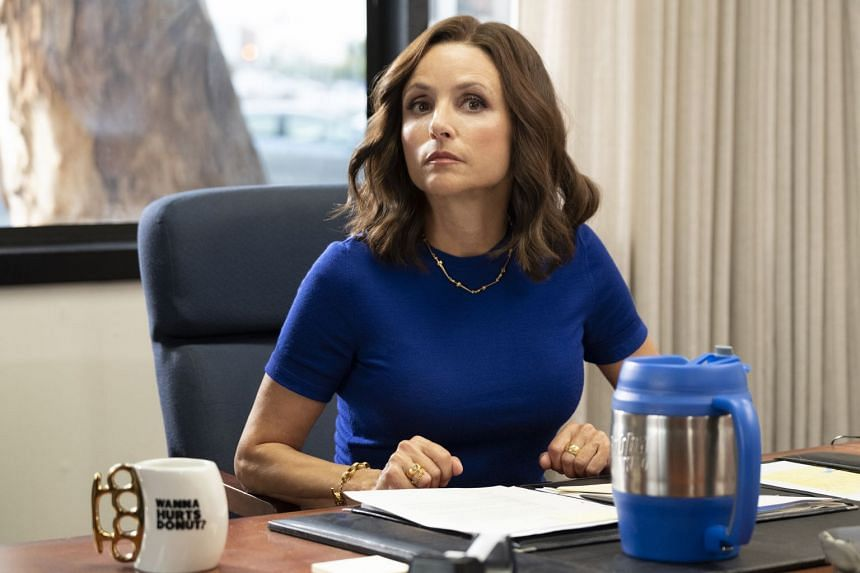 Julia Louis-Dreyfus won six Emmys for her role as a narcissistic, gaffe-prone politician who connives and blunders her way into the White House in Veep.