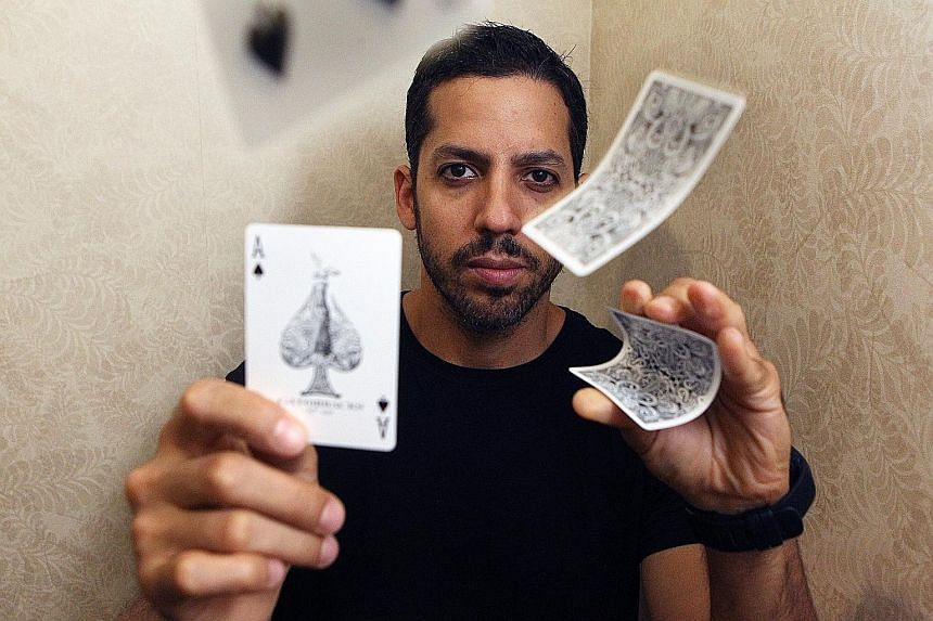 Two women have accused magician David Blaine of sexual assault. He is set to tour in Europe in June.