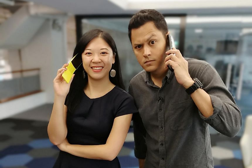 ST journalists Yip Wai Yee and Bryan De Silva try going 48 hours without using any technology from Apple, Facebook, Google and Microsoft.