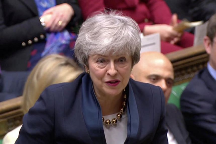 Prime Minister Theresa May had agreed with EU leaders to delay Brexit until May 22 if her Withdrawal Agreement with the bloc was approved by parliament by March 29 but lawmakers rejected her deal for a third time.