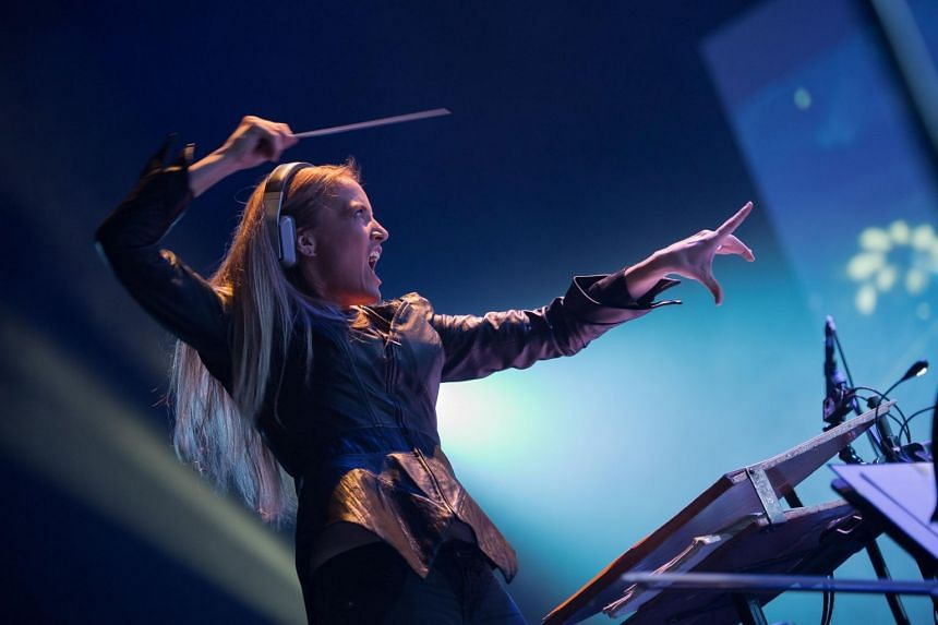 Irish conductor Eimear Noone unites her love of classical music with game soundtracks in the Video Games Classics concert played by the Singapore Symphony Orchestra.
